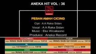 Download lagu A A Raka Sidan Pesan Amah Cicing Mp3