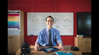 Eddie Woo's Story: Sharing the Wonder of Mathematics