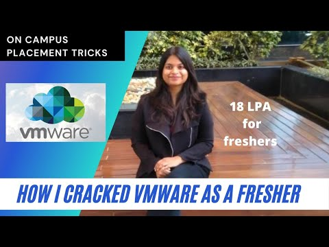 MY VMware Placement Journey (On- Campus) | TIPS for anyone with upcoming Interview