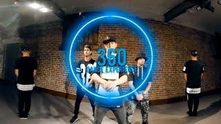 Amazing 360° DUBSTEP Dance Video!!  @MattSteffanina Choreography