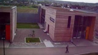 preview picture of video 'Conrad Quadrocopter 450 ARF über der Alanus Hochschule in Alfter'