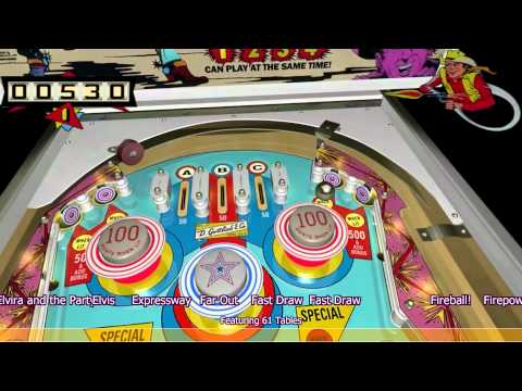 PinballX 2013 - Desktop Mode