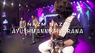 Nazm Nazm Unplugged  Ayushmann Khurrana | Chaitanya Bhaidkar | GoPro Guitar Cam