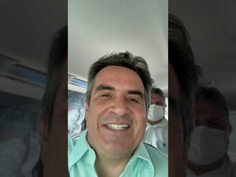 Ciro anuncia visita de Bolsonaro ao Piauí dia 20