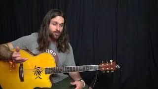 Hit Me With Your Best Shot - Pat Benatar - Guitar Lesson