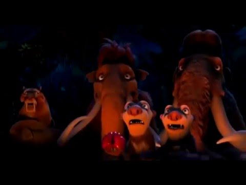 Download Ice Age 3 - Bucks Campfire Story HD Mp4 3GP Video and MP3