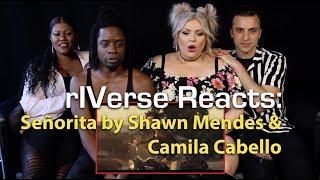 RIVerse Reacts: Señorita By Shawn Mendes & Camila Cabello   MV Reaction