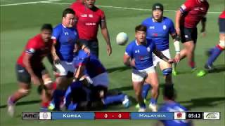 Korea v Malaysia Highlights #ARC2018 Week 4