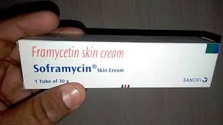 Soframycin Skin Cream full review | सोफ्रामायसिन स्किन क्रीम famous क्यों है ?