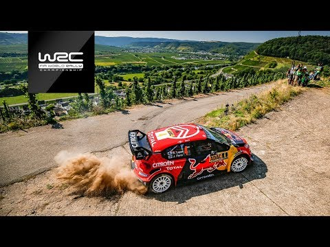 WRC - ADAC Rallye Deutschland 2019: Best of Action