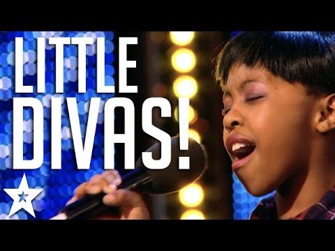 Little Divas on Got Talent | Got Talent Global