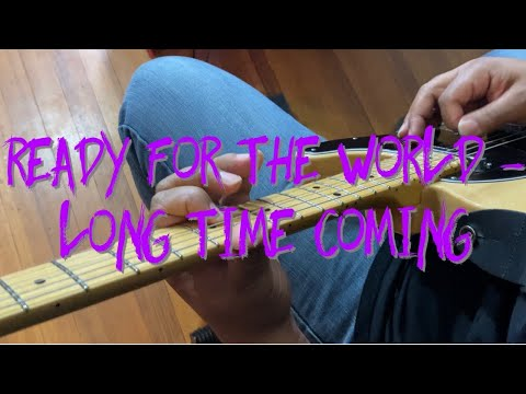 """Long Time Coming"" by Ready For The World 🎸🔥"