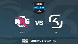 NRG vs SK - ESL Pro League S6 NA - de_cache [sleepsomewhile, MintGod]