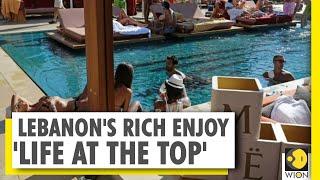 Lebanons Rich Make A Beeline For The Faqra Club Resort Town | Lebanon Financial Crisis