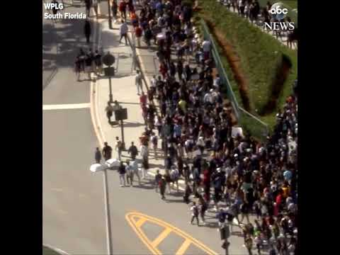 Student Walkouts in South Florida, protest gun laws   ABC News
