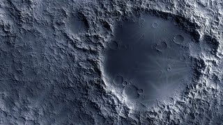 What Has NASA's Lunar Orbiter Discovered around the Moon Craters?