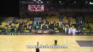 preview picture of video 'Końcówka dogrywki w meczu Znicz Basket Pruszków - AZS Politechnika Warszawska'