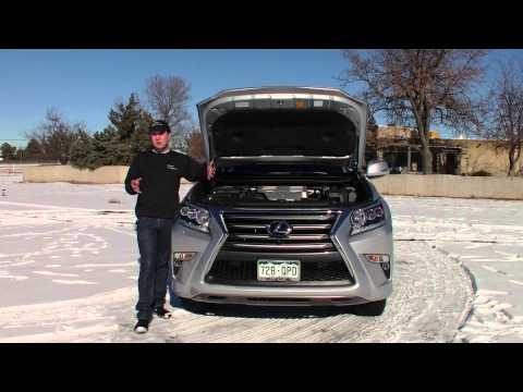 Real First Impressions Video: 2015 Lexus GX 460 Luxury SUV