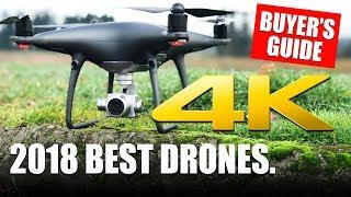 2018 BEST DRONES - BUYER