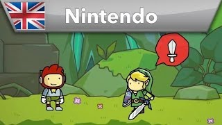 Clip of Scribblenauts Unlimited