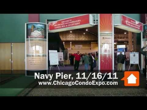 A brief visit to Chicagoland's first condo expo
