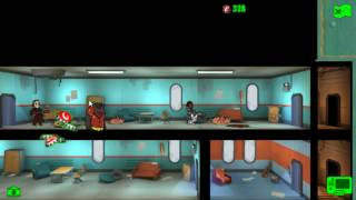Pc:Fallout shelter, Sarah Lyons,clearing a path for the Brotherhood of steel