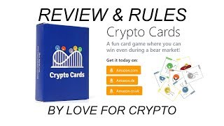 Crypto Cards Rules and Review By Love For Crypto