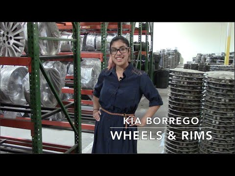 Factory Original Kia Borrego Wheels & Kia Borrego Rims – OriginalWheels.com