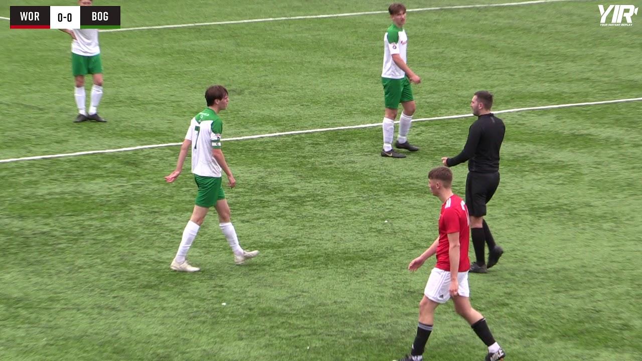 HIGHLIGHTS: Academy 0-0 Bognor Regis [H] – League