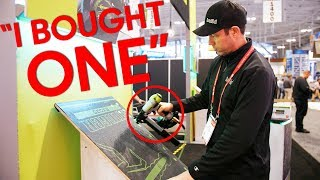 NEW ROOFING PRODUCTS 2019 - This Show Had Some Surprisingly Cool Stuff!