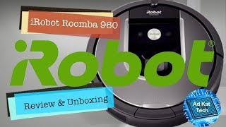 iRobot Roomba 960 | Review | Unboxing | Demonstration | Robot Vacuum