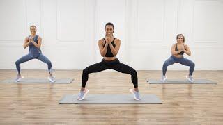 30-Minute Bodyweight Workout