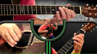 The Kesh Jig from Steve's Celtic Guitar