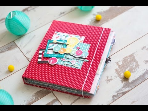 Collage-book Tutorial by Nadya Lifa (Photo Play Paper