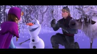 Ledové království-Překrásná zima,  Olaf V Létě