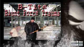 B-TITE -  HIDE N CREEP [ Homie Beats Prod. ]