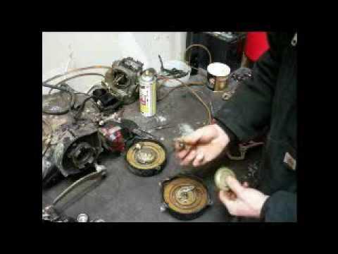 Strikemaster Mag 2000 repair manual