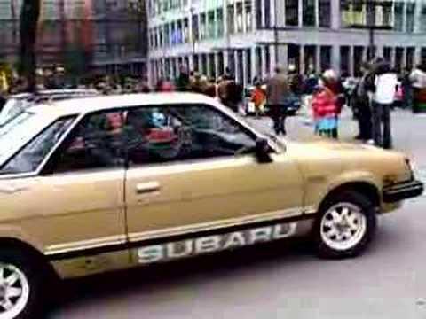 E-Type, Subaru Leone, Fiat X1/9