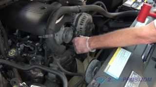 Radiator Cooling Fan Replacement Chevrolet