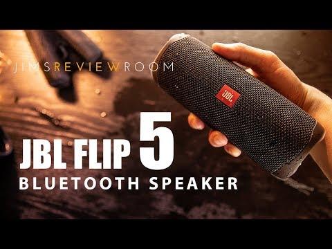External Review Video zelpUDSzUnA for JBL Flip 5 Wireless Speaker