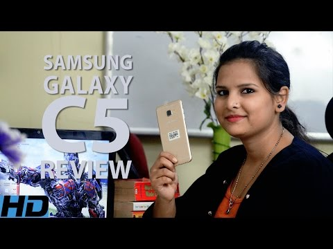 samsung galaxy c5 unboxing and review hindi price l specific