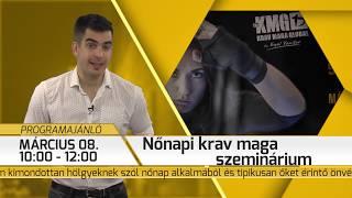 Programajánló / TV Szentendre / 2020.03.04.