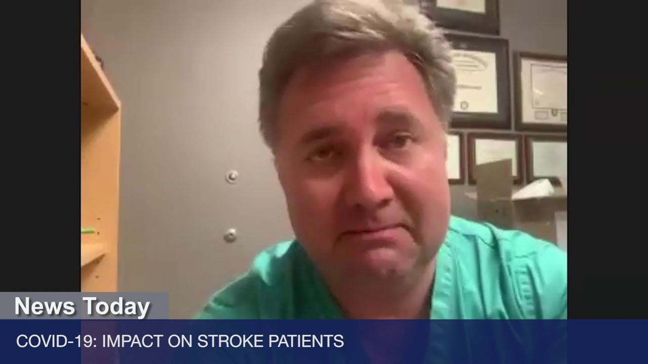 COVID-19 Impact on Stroke Patients