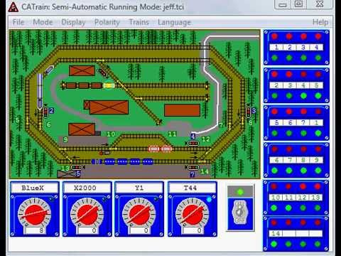 # Model Train Software Freeware Layout Plans PDF for sale ...