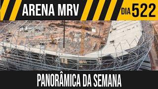 ARENA MRV | 10/10 PANORÂMICA DA SEMANA | 24/09/2021