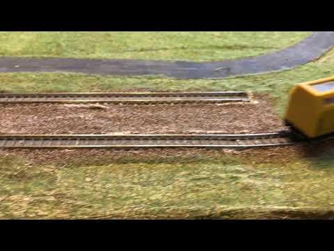 Track vacuum