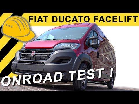 NEUER FIAT DUCATO - MEHR ALS EIN FACELIFT? ERSTER TEST!