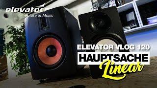 Hauptsache Linear - Studiomonitore - Grundwissen (Elevator Vlog 120 deutsch)