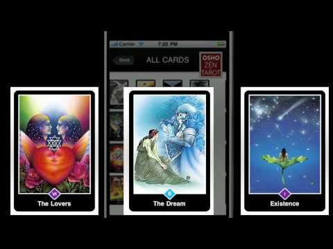 Video of Osho Zen Tarot