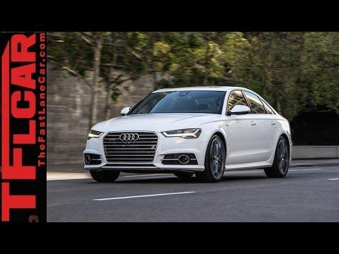 2016 Audi A6 Review